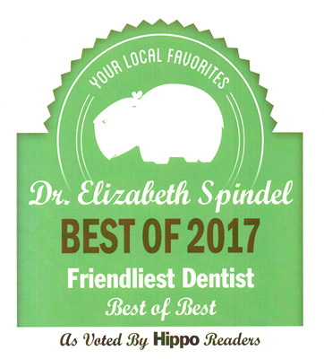 best of 2017 Friendliest Dentist The Hippo award